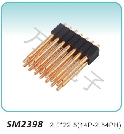 SM2398 2.0x22.5(14P-2.54PH)