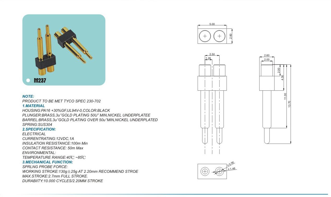 弹簧顶针电镀是怎样确保保证其成分和质量(图1)